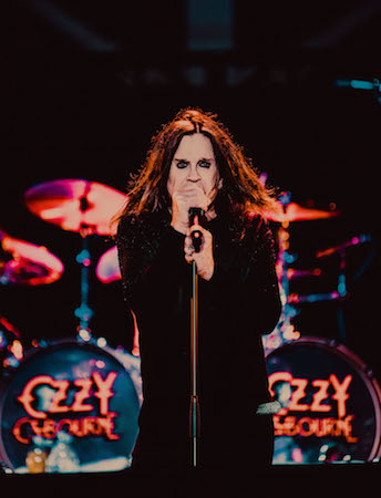 Ozzy Osbourne at Chicago Open Air