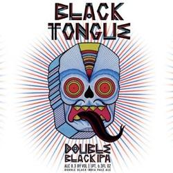 Mastodon's Black Tongue Double Black IPA