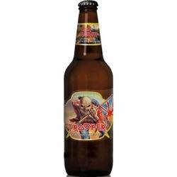 Iron Maiden's Trooper Premium British Beer