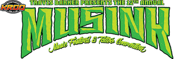 Travis Barker Presents The 12th Annual MUSINK Music Festival & Tattoo Convention